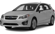 Colors, options and prices for the 2013 Subaru Impreza