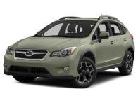 Brief summary of 2015 Subaru XV Crosstrek vehicle information