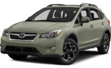 Colors, options and prices for the 2013 Subaru XV Crosstrek