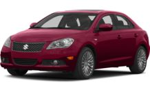 Colors, options and prices for the 2013 Suzuki Kizashi