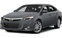 Colors, options and prices for the 2014 Toyota Avalon