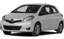 Colors, options and prices for the 2014 Toyota Yaris