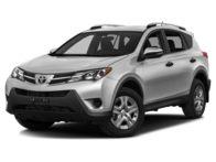 Brief summary of 2016 Toyota RAV4 vehicle information