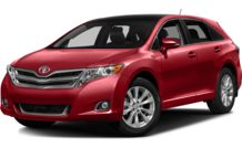 Colors, options and prices for the 2015 Toyota Venza