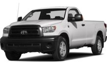 Colors, options and prices for the 2013 Toyota Tundra