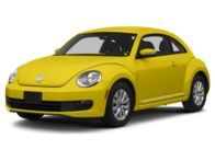 Brief summary of 2013 Volkswagen Beetle vehicle information