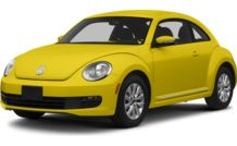Colors, options and prices for the 2013 Volkswagen Beetle