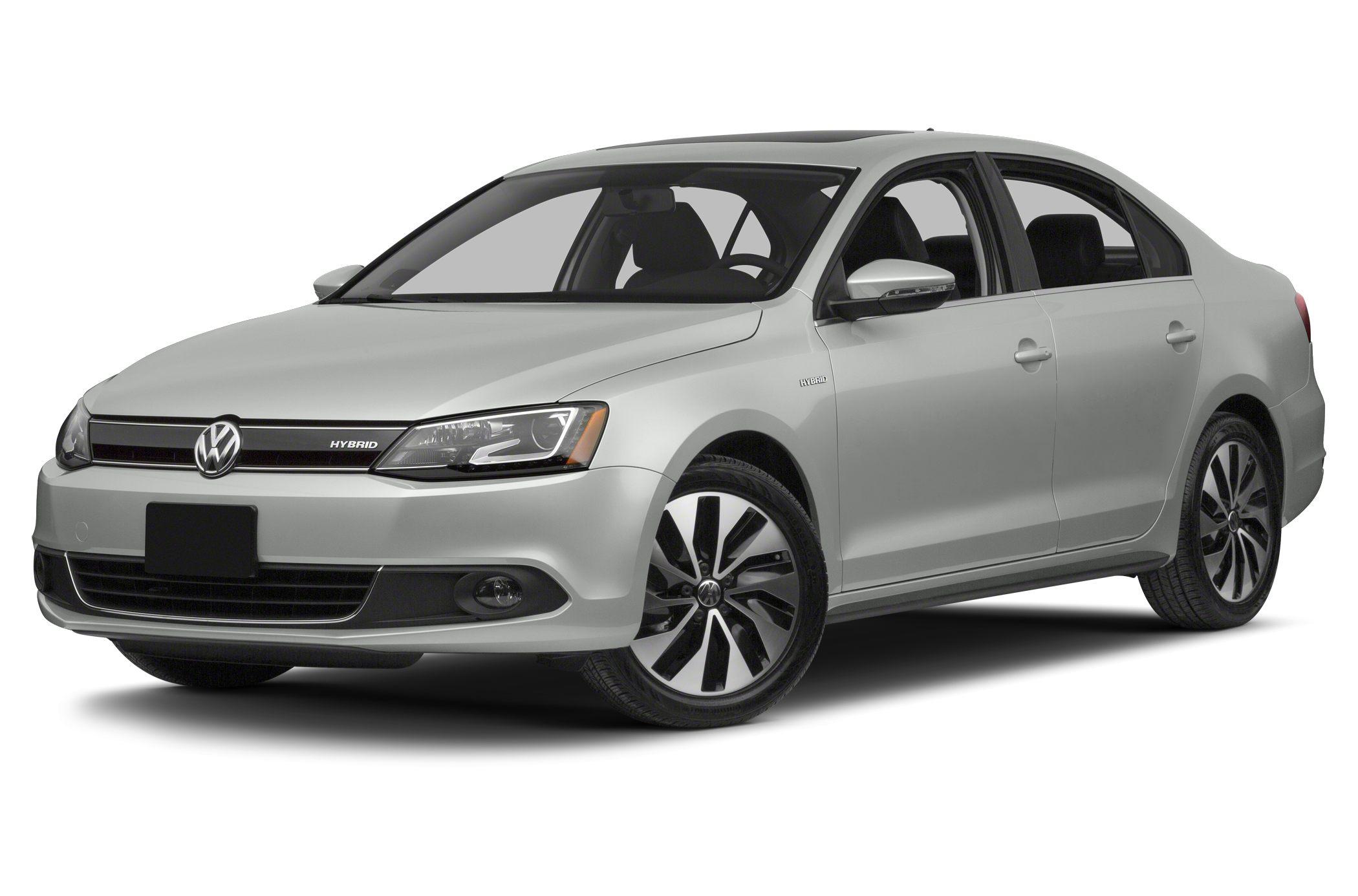2013 Volkswagen Jetta Hybrid SEL Premium Sedan for sale in Tempe for $20,477 with 17,351 miles.
