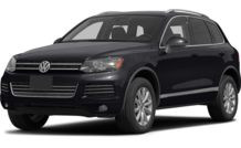 Colors, options and prices for the 2013 Volkswagen Touareg