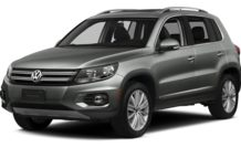 Colors, options and prices for the 2013 Volkswagen Tiguan