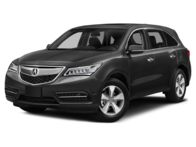 Brief summary of 2014 Acura MDX vehicle information