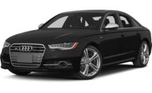Colors, options and prices for the 2014 Audi S6