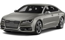Colors, options and prices for the 2014 Audi S7