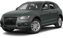 Colors, options and prices for the 2014 Audi Q5