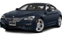 Colors, options and prices for the 2014 BMW 640 Gran Coupe