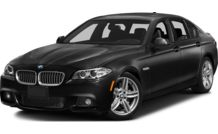 Colors, options and prices for the 2014 BMW 535d