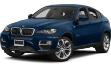 Colors, options and prices for the 2014 BMW X6