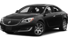Colors, options and prices for the 2014 Buick Regal