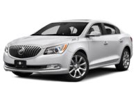 Brief summary of 2014 Buick LaCrosse vehicle information