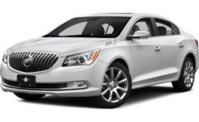 Colors, options and prices for the 2014 Buick LaCrosse