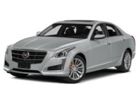 Brief summary of 2014 Cadillac CTS vehicle information