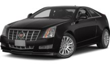 Colors, options and prices for the 2014 Cadillac CTS