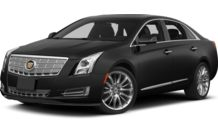 Colors, options and prices for the 2014 Cadillac XTS