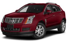 Colors, options and prices for the 2014 Cadillac SRX
