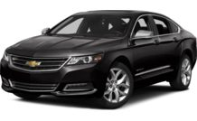 Colors, options and prices for the 2015 Chevrolet Impala
