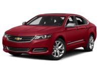 Brief summary of 2014 Chevrolet Impala vehicle information