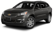 Colors, options and prices for the 2014 Chevrolet Traverse