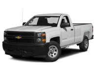Brief summary of 2014 Chevrolet Silverado 1500 vehicle information