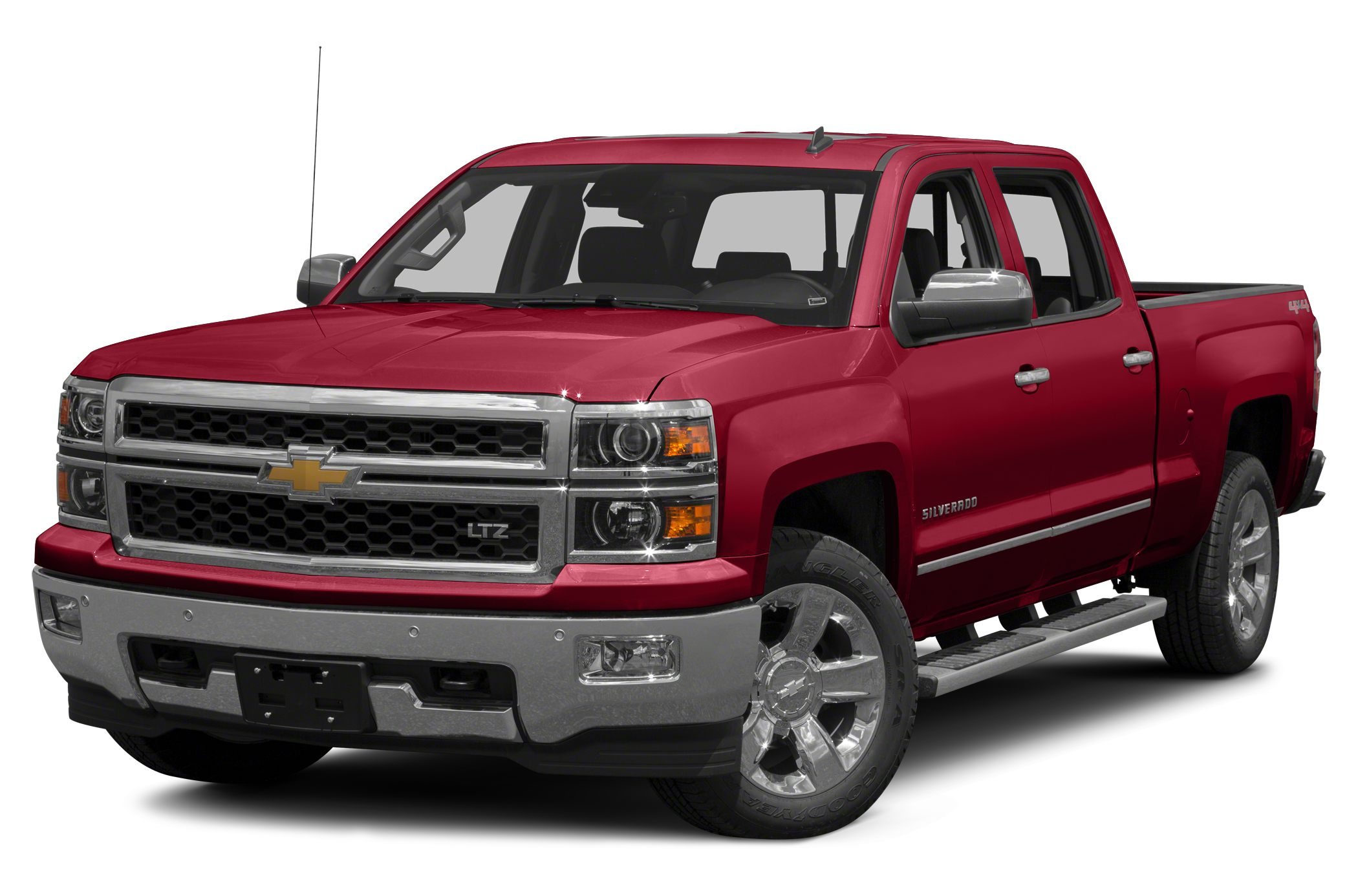 2015 Chevrolet Silverado 1500 2LZ Crew Cab Pickup for sale in Ripley for $46,988 with 7 miles.