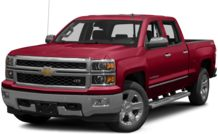Colors, options and prices for the 2014 Chevrolet Silverado 1500