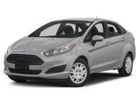 Brief summary of 2014 Ford Fiesta vehicle information