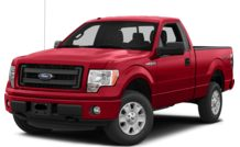 Colors, options and prices for the 2014 Ford F-150