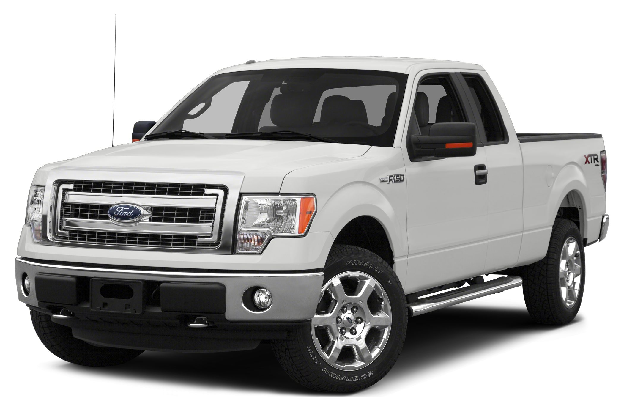 2014 Ford F150 Lariat Extended Cab Pickup for sale in Summersville for $40,999 with 2,656 miles
