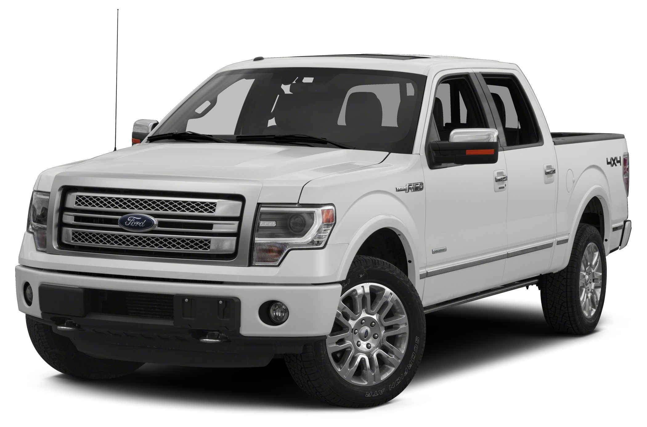 2014 Ford F150 Platinum Crew Cab Pickup for sale in Chantilly for $42,220 with 0 miles.
