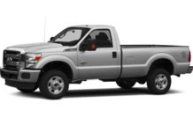 Colors, options and prices for the 2014 Ford F-350