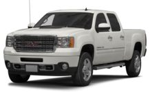 Colors, options and prices for the 2014 GMC Sierra 2500HD