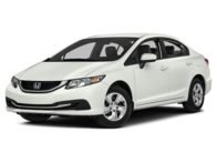 Brief summary of 2014 Honda Civic vehicle information