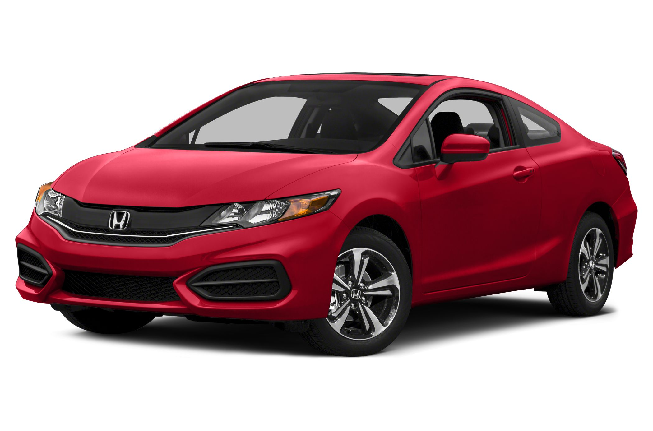 2015 Honda Civic LX Coupe for sale in Chicago for $19,080 with 6 miles.