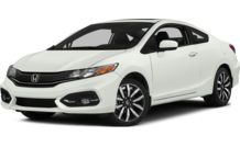 Colors, options and prices for the 2014 Honda Civic