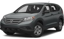 Colors, options and prices for the 2014 Honda CR-V