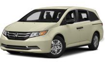 Colors, options and prices for the 2014 Honda Odyssey
