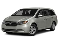 Brief summary of 2014 Honda Odyssey vehicle information