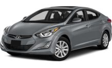 Colors, options and prices for the 2014 Hyundai Elantra