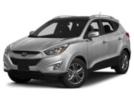 Brief summary of 2015 Hyundai Tucson vehicle information