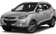 Colors, options and prices for the 2014 Hyundai Tucson