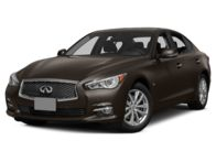 Brief summary of 2014 Infiniti Q50 vehicle information